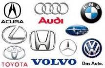 Import Vehicles we Service