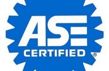 Look for the ASE Certification