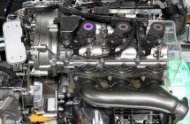 Hybrid Vehicle Engine